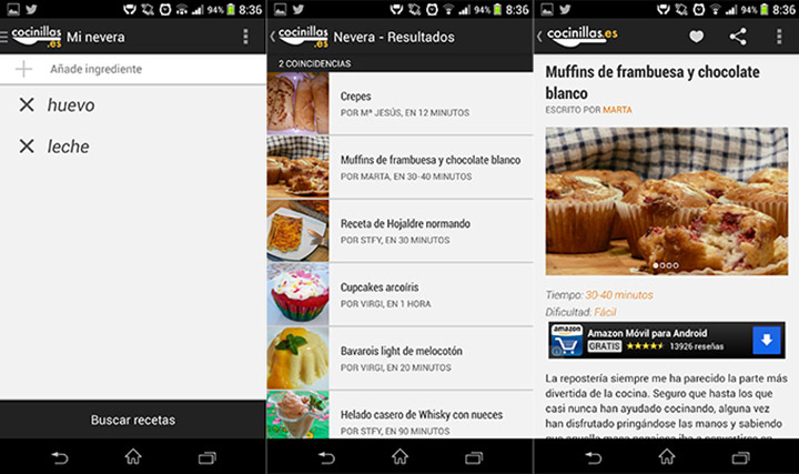 App Cocinillas