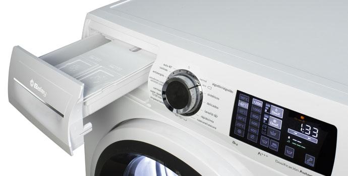 ¿Por qué hay programas que no utilizan detergente o suavizante?
