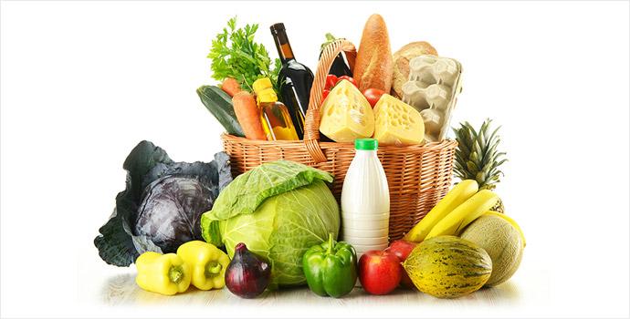Imagen destacada de la cesta de alimentos