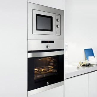 Columna horno y microondas