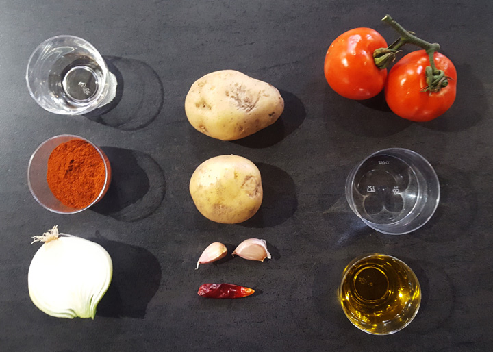 ingredientes-patatas-bravas