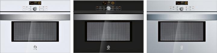 gamas de hornos con microondas