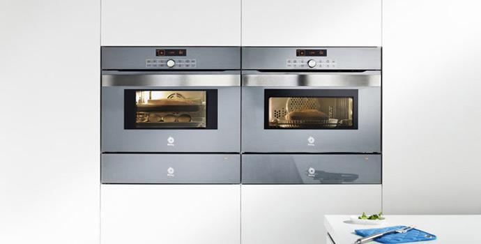 Ventajas hornos con microondas balay