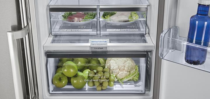 Cómo mantener los alimentos frescos