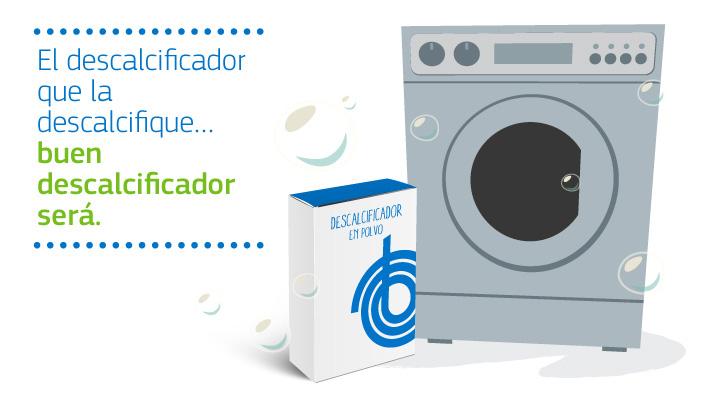 Por qué descalcificar lavadora