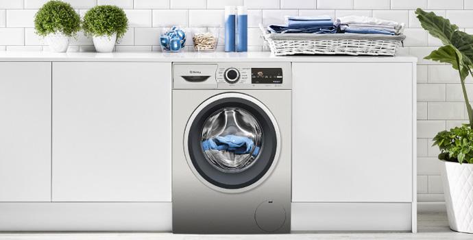 Pasos para poner una lavadora