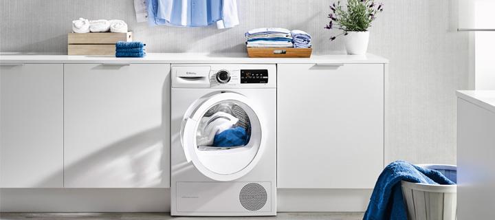 Cómo poner la secadora