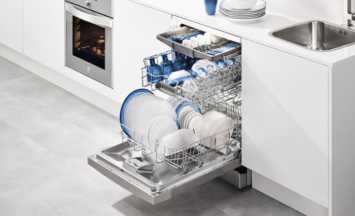Cómo funciona un lavavajillas