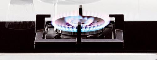 Limpiar quemador cocina de gas