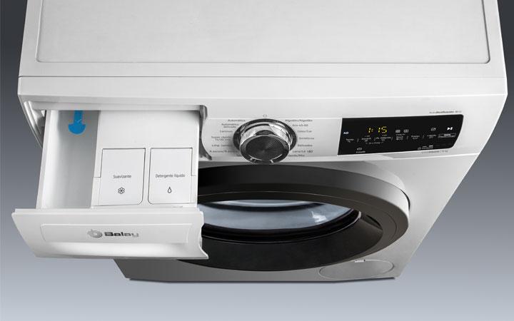 Cajetín lavadora Balay
