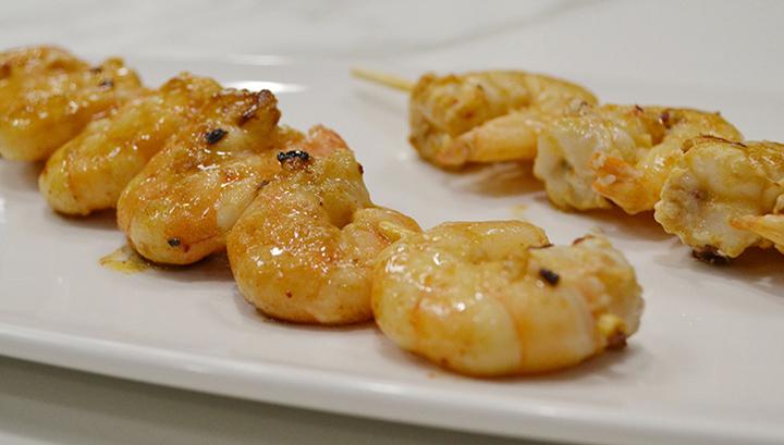 Receta de camarones veracruzana Balay