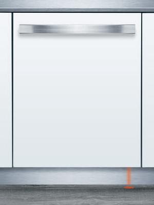 InfoLight en los lavavajillas integrables Balay