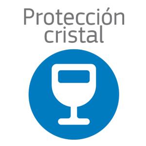 Protección cristal lavavajillas Balay