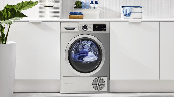 Conservar ropa secando en secadora