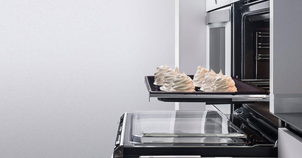 ¿Qué bandejas y recipientes necesitas para tu horno?