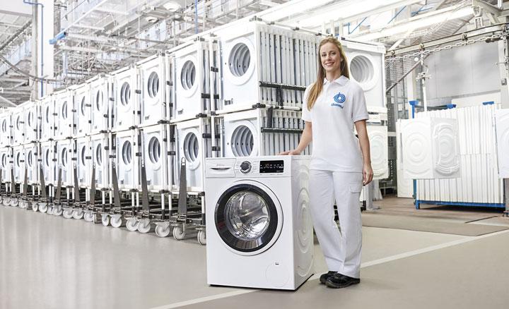 Fabrica de lavadoras Balay
