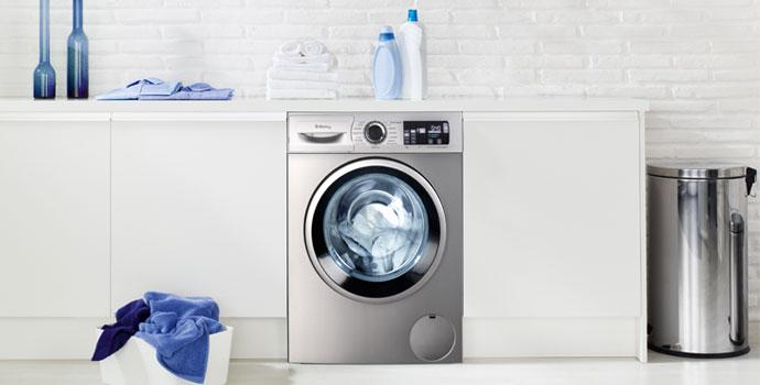 Errores que se comenten poniendo una lavadora