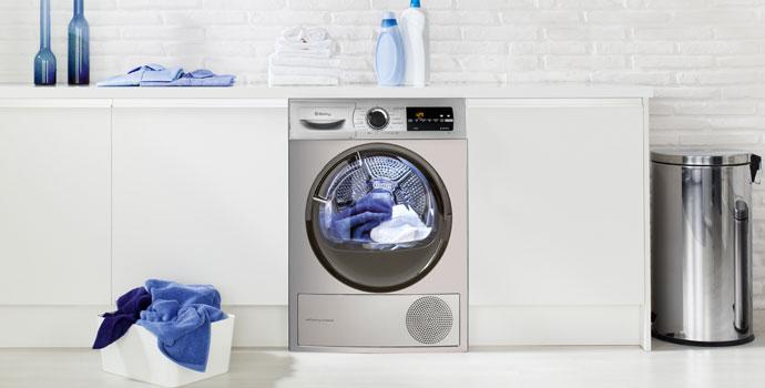 Las secadoras que menos consumen