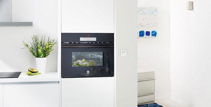 Las ventajas de tener un horno compacto