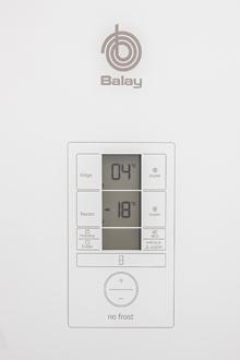 Elegir temperatura nevera