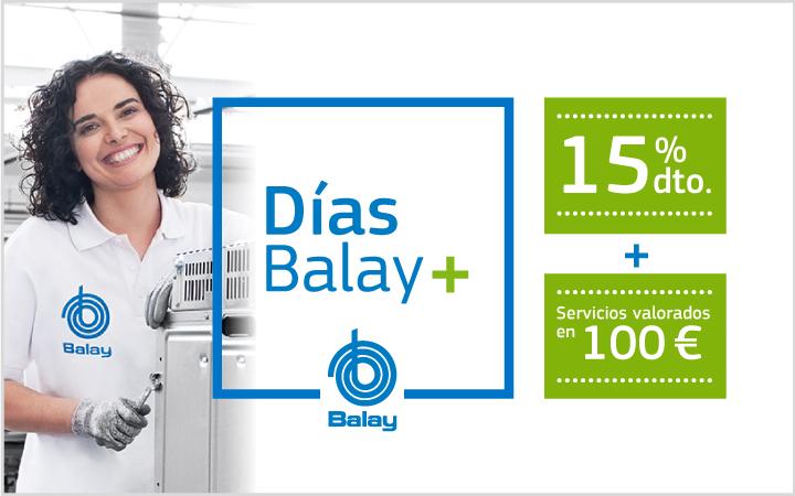 Descuentos Black Friday Días Balay+