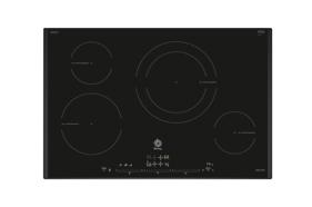 Placa induccion 80 cm 4 zonas de cocción