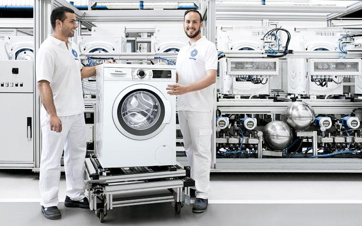 Duración programas lavadoras Balay