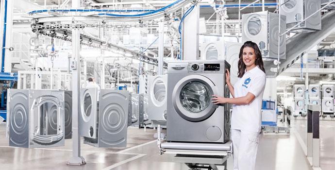 Medidas de una lavadora: toma nota de las más importantes