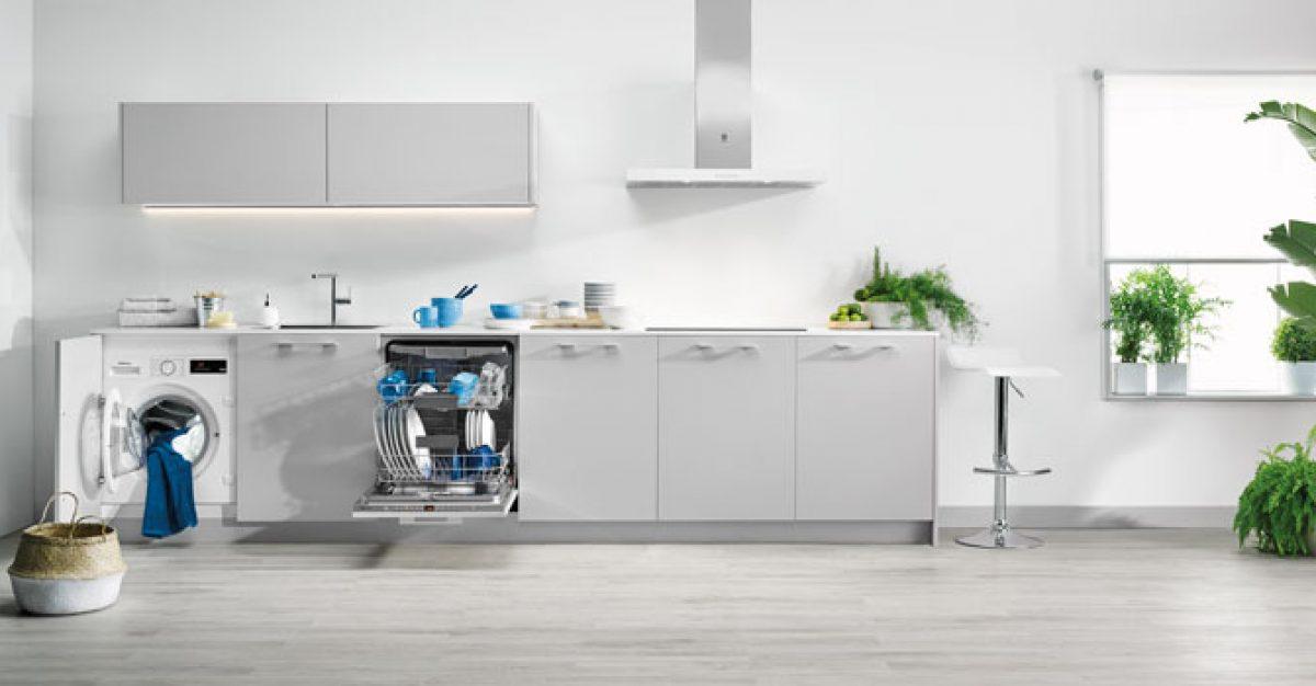 Cocinas modernas y blancas: ¿te apuntas a esta tendencia?
