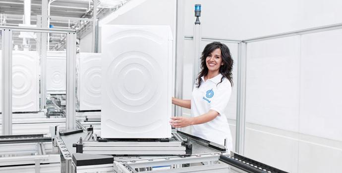 ¿Cómo cambiar la goma de la lavadora?