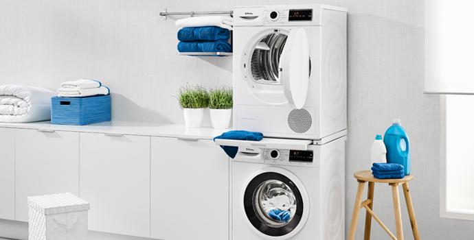 Medidas de una secadora: ¿cuáles debes tener en cuenta?