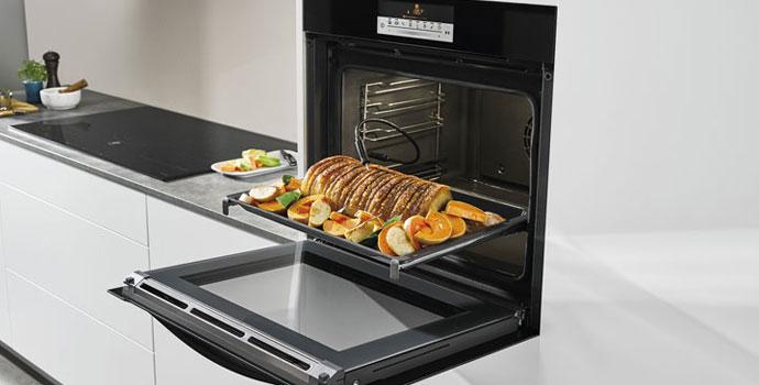Hornos con termosonda: ¡cocina con total precisión!