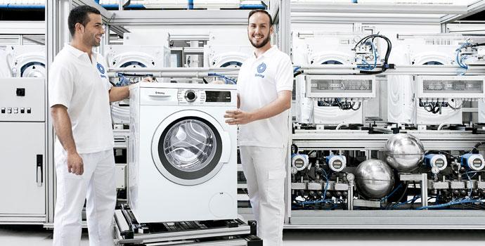Eliminar el moho de la lavadora