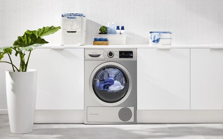 Como instalar una secadora