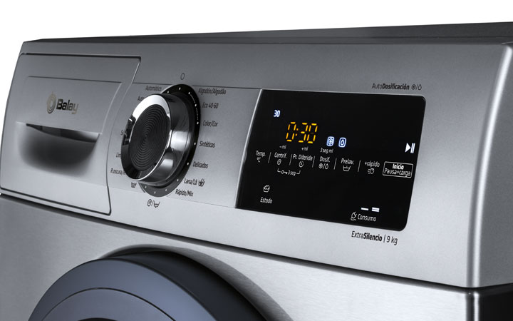 Programas de la lavadora