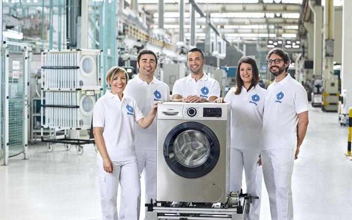 Cómo funciona una lavadora