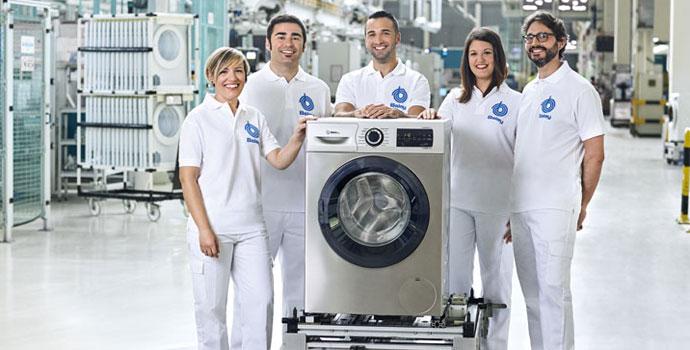 ¿Cómo funciona una lavadora por dentro?