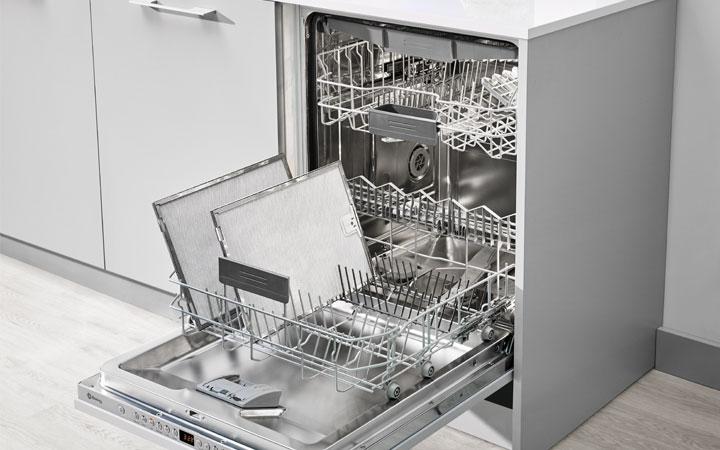 Qué es un lavavajillas integrable
