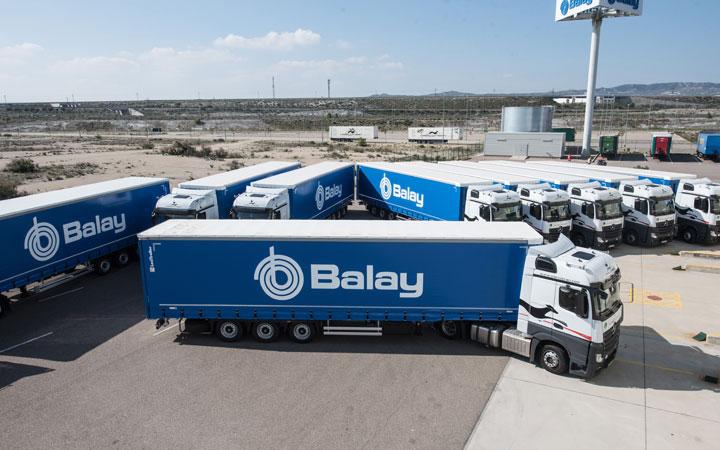 Camiones Balay