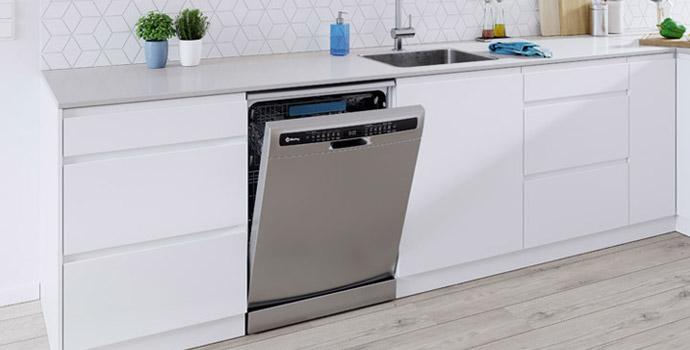 Programas de los lavavajillas Balay