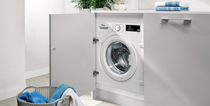 Tambor de la lavadora descolgado