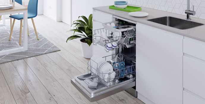 El lavavajillas no se enciende y no funciona, ¿por qué?
