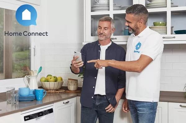 Lavavajillas inteligente Home Connect Balay