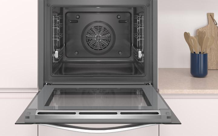 Para qué sirve el ventilador del horno