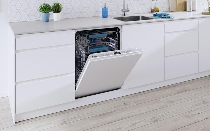 El lavavajillas no seca